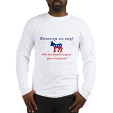 Democrats are Sexy - Original Long Sleeve T-Shirt