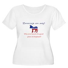 Democrats are Sexy - Original T-Shirt