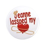 Jeanne Lassoed My Heart 3.5