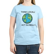 Cute Think global T-Shirt