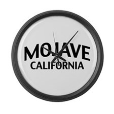 Mojave California Large Wall Clock