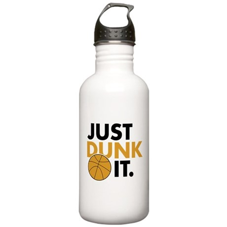 JUST DUNK IT. Stainless Water Bottle 1.0L