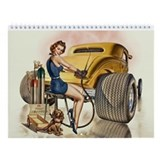 Hot rod Wall Calendars
