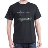 Cute Supermarine spitfire T-Shirt