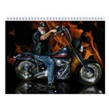 Motorcycle Wall Calendar