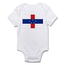 Netherlands Antilles Infant Creeper