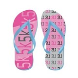 5k 3.1 PINK Flip Flops