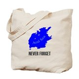 Never Forget Aral Sea Tote Bag