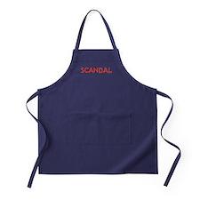 Scandal Apron (dark)