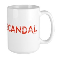 Scandal Large Mug