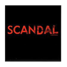 Scandal Tile Coaster