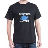 Paintball Master Black T-Shirt