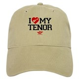 I Lover My Tenor Ukulele Baseball Cap