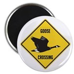 Canada Goose Crossing Sign Magnet