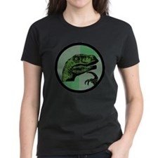 Philosoraptor Circle Tee