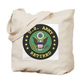 Cute Army captain Tote Bag