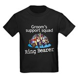 Grooms Squad Ring Bearer T
