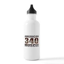 American Mopar Muscle 340 Water Bottle