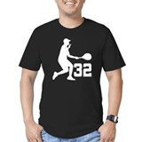 Tennis Uniform Number 32 Player T
