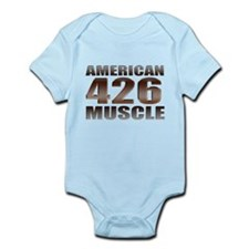 American Muscle 426 Hemi Infant Bodysuit