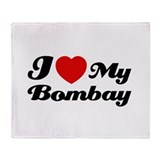 I love my Bombay Throw Blanket
