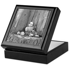 Rock Shrine Keepsake Box