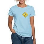 Blue Jay Crossing Sign Women's Light T-Shirt