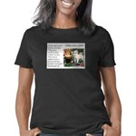 Blue Jay Crossing Sign Organic Kids T-Shirt (dark)