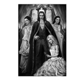 Brides of Dracula Postcards (Package of 8)