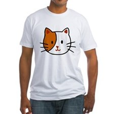 Calico Cat Cartoon Shirt