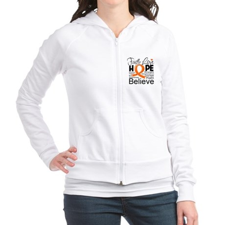 Faith Hope Kidney Cancer Jr. Hoodie