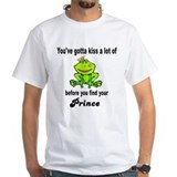 Kiss a lot of Frogs Shirt (Child to 4X)