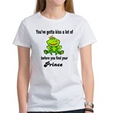 Kiss a lot of Frogs Tee
