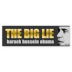 The Big Lie Sticker (Bumper 10 pk)