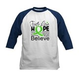 Faith Hope Lymphoma Tee