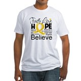 Faith Hope Neuroblastoma Shirt