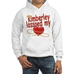 Kimberley Lassoed My Heart Hooded Sweatshirt