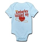 Kimberley Lassoed My Heart Infant Bodysuit