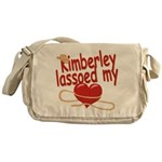 Kimberley Lassoed My Heart Messenger Bag