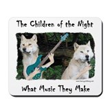 Children of the Night Mousepad