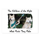 Children of the Night Postcards (Package of 8)