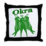 OIKRA Throw Pillow