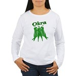 OIKRA Women's Long Sleeve T-Shirt