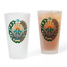 Uzbekistan Drinking Glass