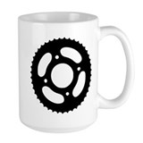 Bicycle gear Mug