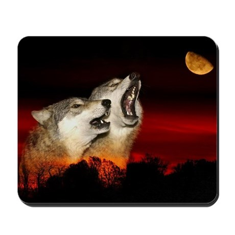 Marion &amp;amp; Seneca Moon Mousepad