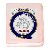 Cute Kennedy baby blanket