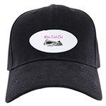 White Trash Chic Black Cap