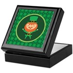 Leprechaun Irish St Paddy's Day Keepsake Box