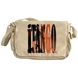 iTANGO by DanceBay.com Messenger Bag
